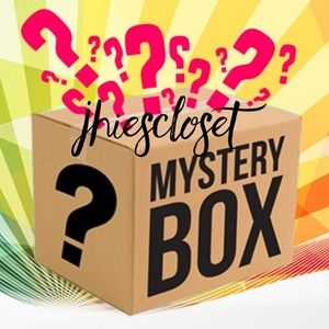 ⭐️Mystery Large Priority Box⭐️